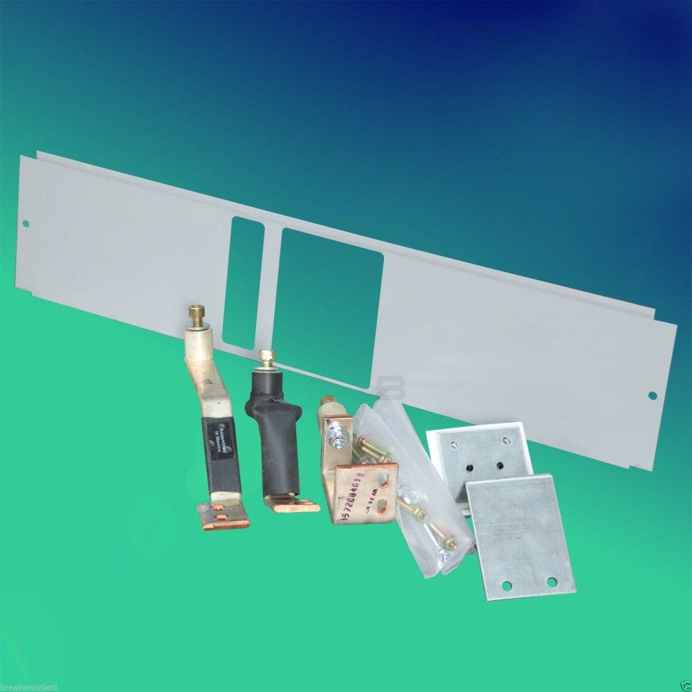New Cutler-Hammer Eaton KPRL4KD Circuit Breaker Mounting Hardware Kit for PRL4A
