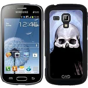 Funda para Samsung Galaxy Trend S7560 - Silencio by zombierust