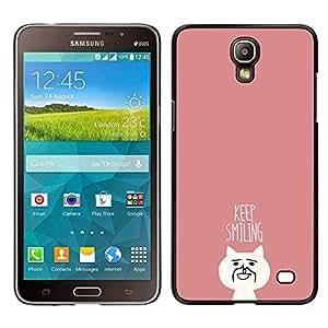 Dragon Case - FOR Samsung Galaxy Mega 2 - ?I can promise you - Caja protectora de pl??stico duro de la cubierta Dise?¡Ào Slim Fit