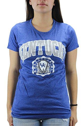 Pressbox Women' s NCAA UK Kentucky Wildcats T-Shirt]()
