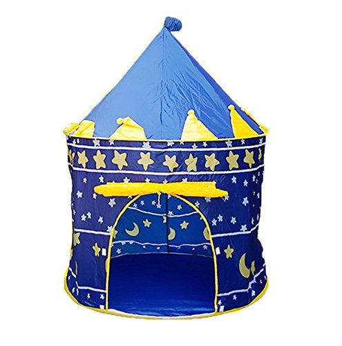table,Blue and Pink Optional, Cubby Tent For Children (Optional Cubby)