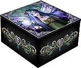 Trinket jewellery Mirror Box 'Mystic Aura' by Nemesis Now Now8237 by Nemesis Now