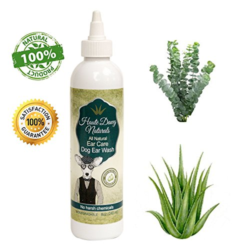 Dog Ear Cleaner & Solution - Ear Wash -  - Ear Yeast Infections Shopping Results