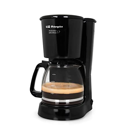 Orbegozo CG 4024 - Cafetera goteo, capacidad para 15 tazas, jarra ...