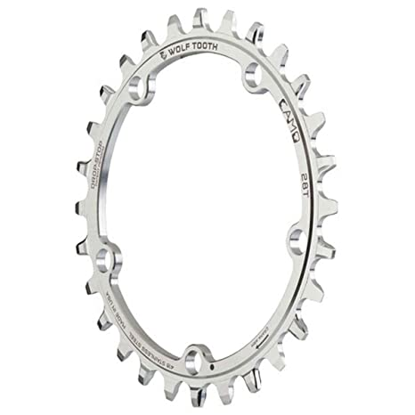 Wolf Tooth CAMO Al Round 32T Chainring
