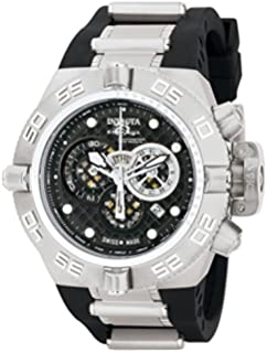 Amazon.com  Invicta Men s 6564 Subaqua Noma IV Stainless Steel Watch ... 4f9726fee6d