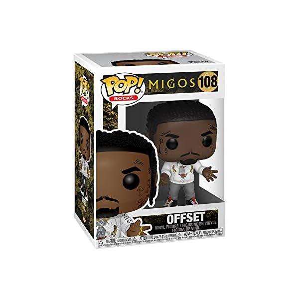 Funko Pop! Rocks: Migos - Offset 2