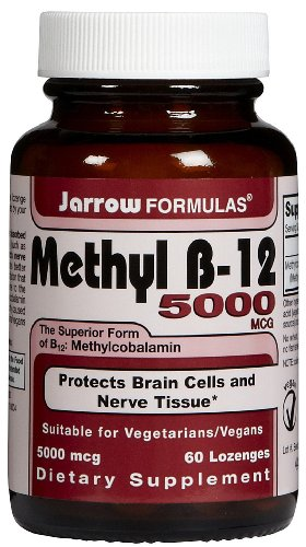 Jarrow Methyl B 12 Lozenges Multi Pack