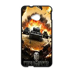 HTC One M7 Phone Case World Of Tanks Gk6924