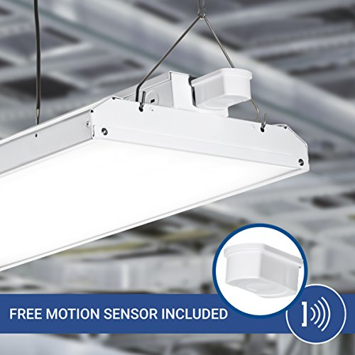 Hyperikon LED High Bay Light Fixture, Motion Sensor Included, 165W (500W Equivalent), 22000 Lumen, 5000K Indoor Area Warehouse Industrial Lighting, DLC and UL by Hyperikon (Image #2)