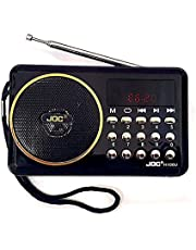 JOC Radio with its charger, black , 2725479172031