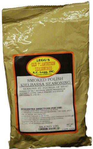 - A.C. Legg INC Smoked Polish Kielbassa Seasoning