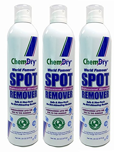 (Chem-Dry Professional Strength Spot Remover 20 Oz (3 Pack))