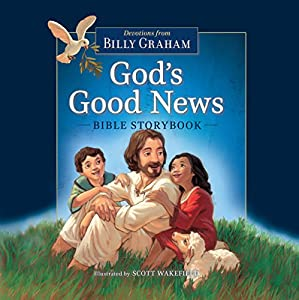 God's Good News Bible Storybook Audiobook