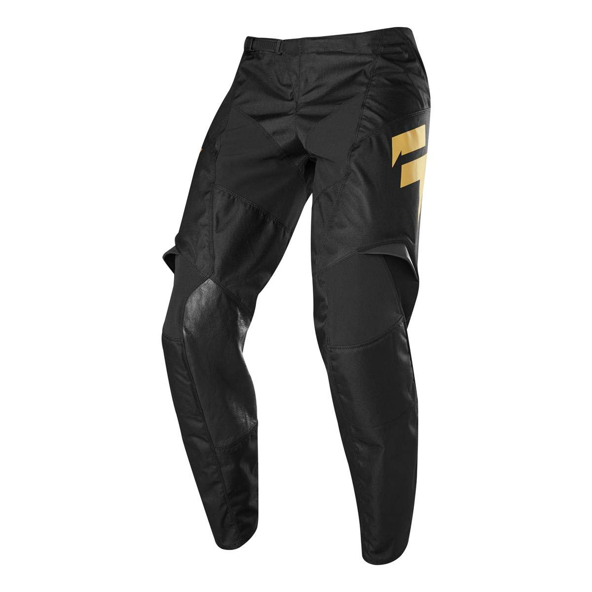 Shift Racing Whit3 Label Muerte LE Youth Off-Road Motorcycle Pants Black//Gold 22