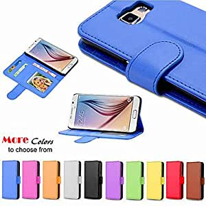 QYF 20150511 GYM Luxury Plain with Mirror Bag Full Body Case for Samsung Galaxy S6 G9200(Assorted Colors) , White
