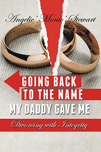 Going Back to the Name My Daddy Gave Me: Divorcing with Integrity