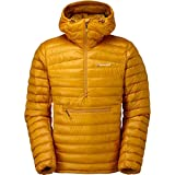 Montane Featherlite Down Pro Pull-On Jacket - Men's Inca Gold/Black, L
