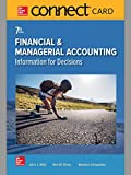 img - for Connect Access Card for Financial and Managerial Accounting book / textbook / text book