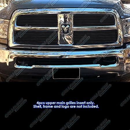 APS Fits 2010-2012 Dodge Ram 2500/3500 Billet Grille Grill Insert #D66864A