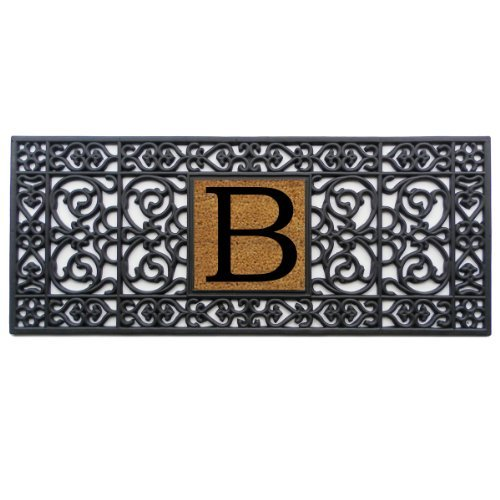 Personalized Front Door Mats (Home & More 170011741B Doormat, 17