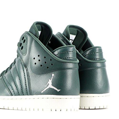 huge selection of 302f8 8218a low-cost Nike Nike Jordan 1 Flight 4, Baskets mode pour homme vert Grove