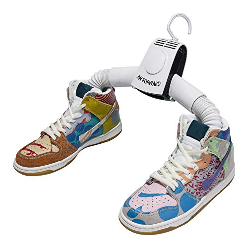 Shoe Dryer.Force Dry Boot Dryer. 110V 2 in 1 Electric Shoes Dryer and Clothes Drying Hanger by JW FORWARD (Image #5)