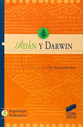 Descargar Libro Adán Y Darwin María Ángeles Querol Fernández