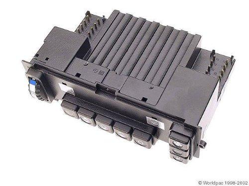 Mercedes w126 (-87) hvac ac Climate Control unit REBUILT buttons dash module Mercedes Benz 126 830 0585