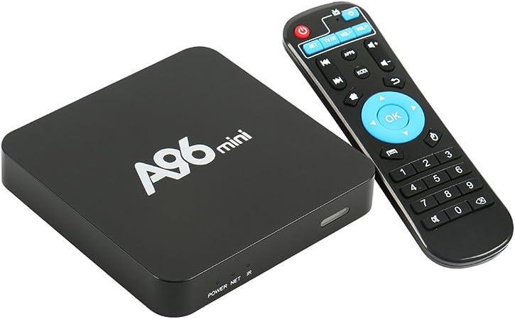 Smart 4 K Ultra HD Smart TV Box Set Top Box S905 a96mini Android ...