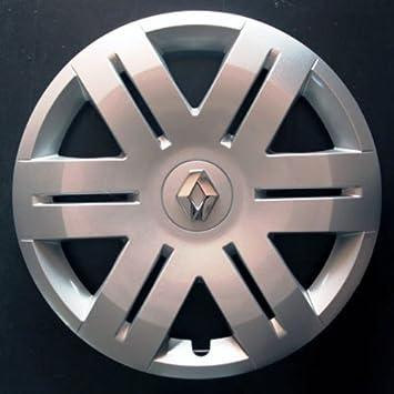Wheeltrims Set de 4 embellecedores nuevos para Renault Clio 3 / Scenic 2 / Megane 2
