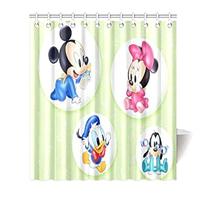 Amazon Daily Life Accessory Baby Looney Tunes Shower Curtain