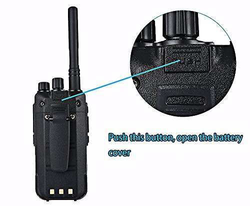 GBTIGER TYT MD - 380 DMR Portable Walkie Talkie, Digital Radio UHF 400 - 480MHz, Up to 1000 Channels with Colorful LCD Display Programming Cable and 2 Antenna by TYT (Image #2)