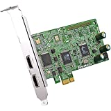 AVerMedia HD DVR High Definition / Analog Video Capture Card PCI-E, HDMI, RCA Composite, Component,  S-Video, Win 10 (C027)