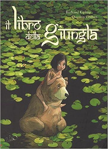 Amazon.it: il libro della giungla. ediz. a colori rudyard kipling