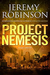 Project Nemesis by Jeremy Robinson ebook deal