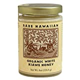The Republic Of Tea Rare Hawaiian Organic Kiawe White Honey (8-Ounce Jar)