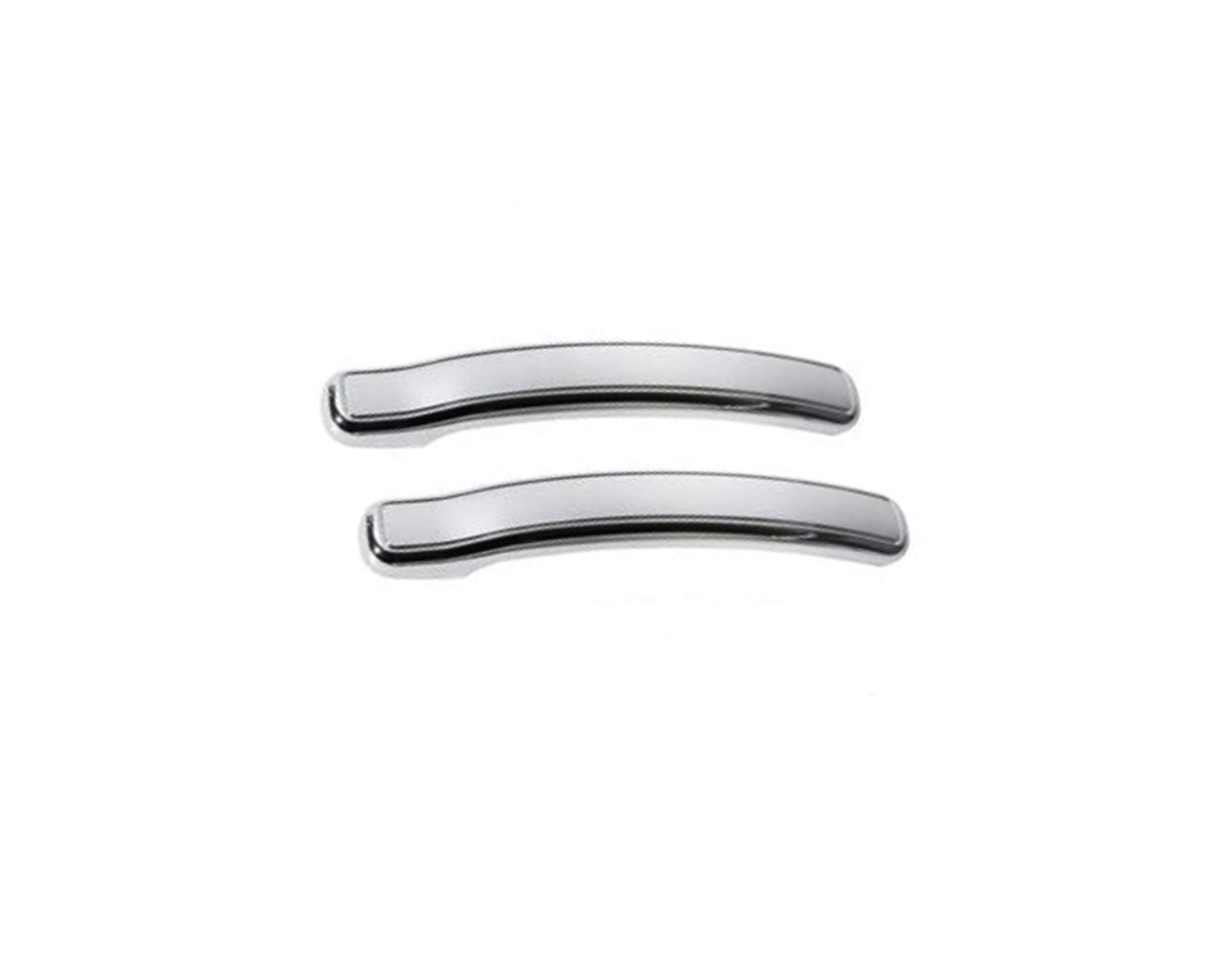 Putco 400015 Chrome Trim Tailgate and Rear Handle Cover