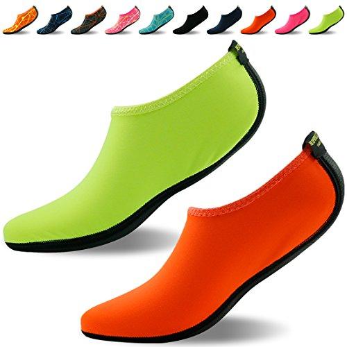 29a4785ee9acdf Water Socks, Forfoot Unisex Water Skin Shoes Low Top Diving Snorkeling  Neoprene Beach Socks Scuba