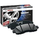 Bosch BC884 QuietCast Premium Ceramic Front Disc Brake Pad Set