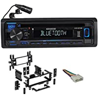 1987-1995 JEEP WRANGLER YJ Kenwood CD Receiver w/Bluetooth iPod/iPhone/Pandora