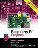 Raspberry Pi Projects Front Cover