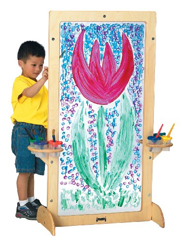 See-Thru Easel - School & Play Furniture by Cutie Beauty