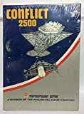 Conflict 2500 by Avalon Hill for Atari 800 Apple II TRS-80 PET 2001 Cassette