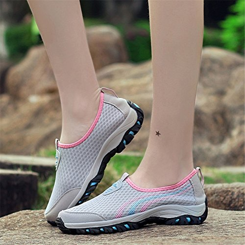Driving Trekking C Slip ONS Summer Shoes Tulle Platform Shoes Running Shoes Shoes Loafers Shoe Casual amp; Spring XUE Breathable Shoes Lovers Sport T1Pnf