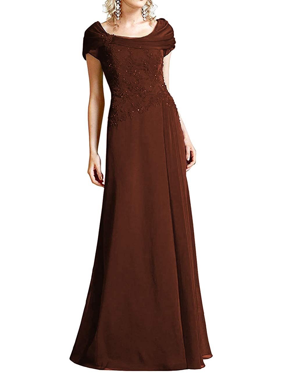 Maroon H.S.D Mother of The Bride Dresses Lace Formal Gowns Long Evening Dress Prom Wrap Shawl