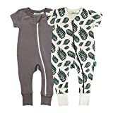 PARADE '2-Way' Zip Romper Bundle 2-Pack - Short