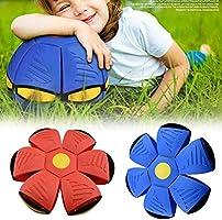 Kindlyperson Bola para platillos voladores con Forma de balón para ...