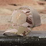 Wall of Dragon Military Tactical Outdoor Baseball Cap Breathable Multicam Hat Hunting Hiking