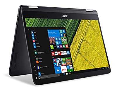 Acer Spin 15.6'' Touchscreen FHD (1920x1080) IPS 2-in-1 Convertible Laptop PC I5 256gb by Acer